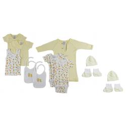 12-piece Pastel Interlock Hanging Gift Set