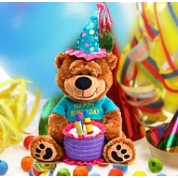 Brownie The Happy Birthday Bear 15