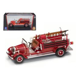 1932 Buffalo Type 50 Fire Engine Red 1-43 Diecast Car Model By Road Signature 43005r